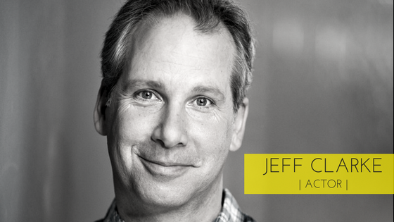 Jeff Clarke: How To Get Out Of Your Way And Tell Great Stories
