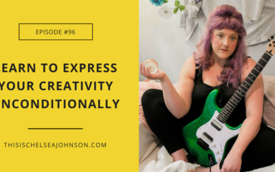 Kritty Uranowski: Learn To Express Your Creativity Unconditionally