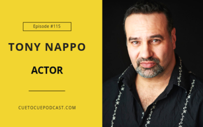 Tony Nappo: Working From The Inside-Out