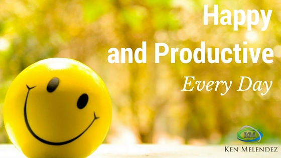 3 Tips To a Happier, More Productive Day