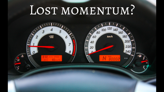 The 10 Steps to Gaining Momentum