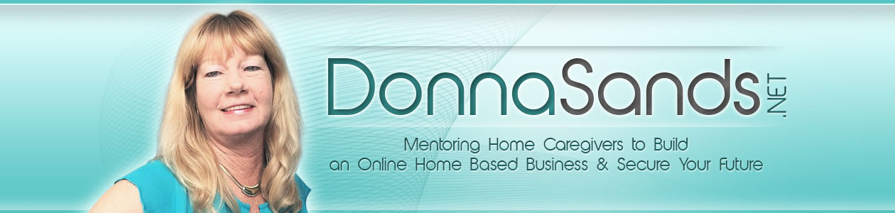 Donna Sands Blog