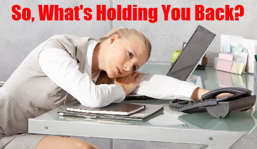 Overwhelm – Holding You Back From Network Marketing Success?