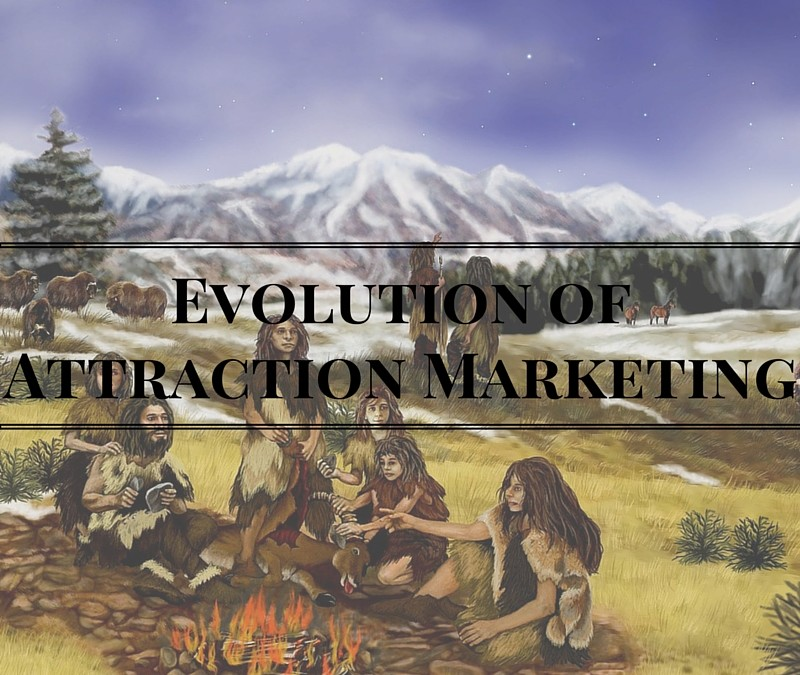Evolution of Attraction Marketing