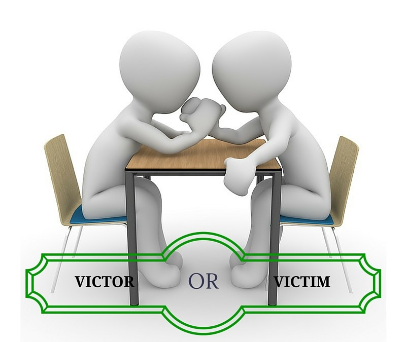 Victor or Victim