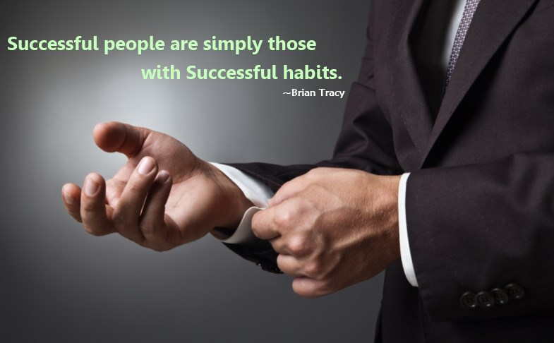 4 Habits Of Successful People