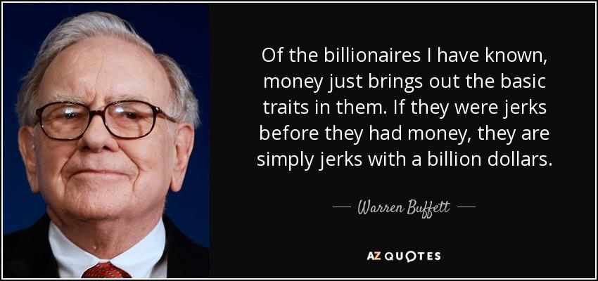 7 Traits of Billionaires