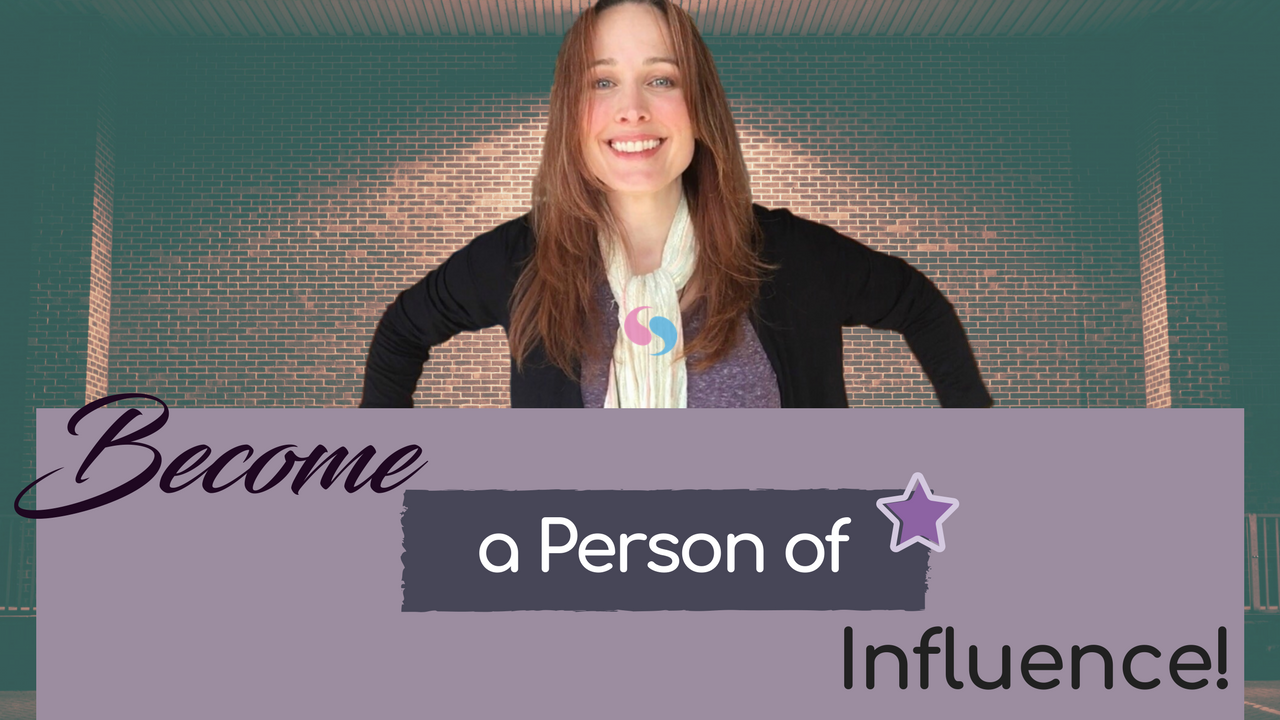 Becoming a Person of Influence: Quickly Be Seen as an Online Authority, People Really Want to Follow