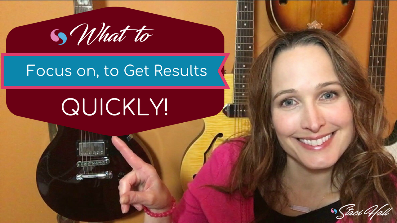 Social Media For Business: What You Actually Need to Focus on to Get Results Quickly!