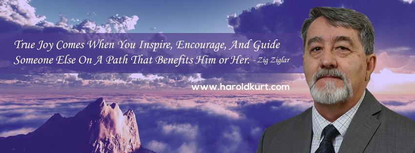 Harold Kurt's Blog