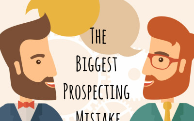 Recruiting Online: The Biggest MLM Prospecting Mistake