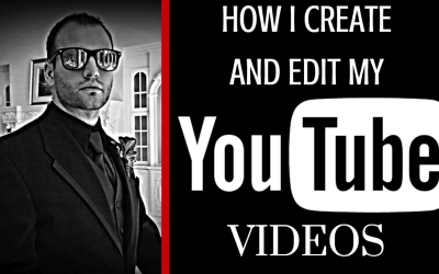How To Create & Edit YouTube Videos – The Software I use
