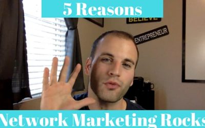 5 Reasons Why Network Marketing Rocks