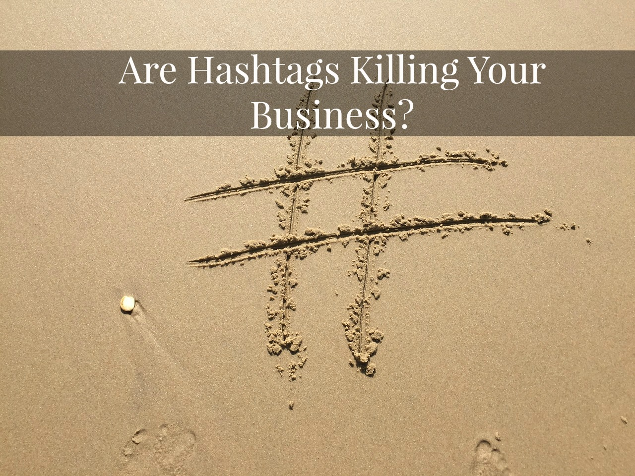 Beware: Network Marketing Hashtags Are Killing Your Business