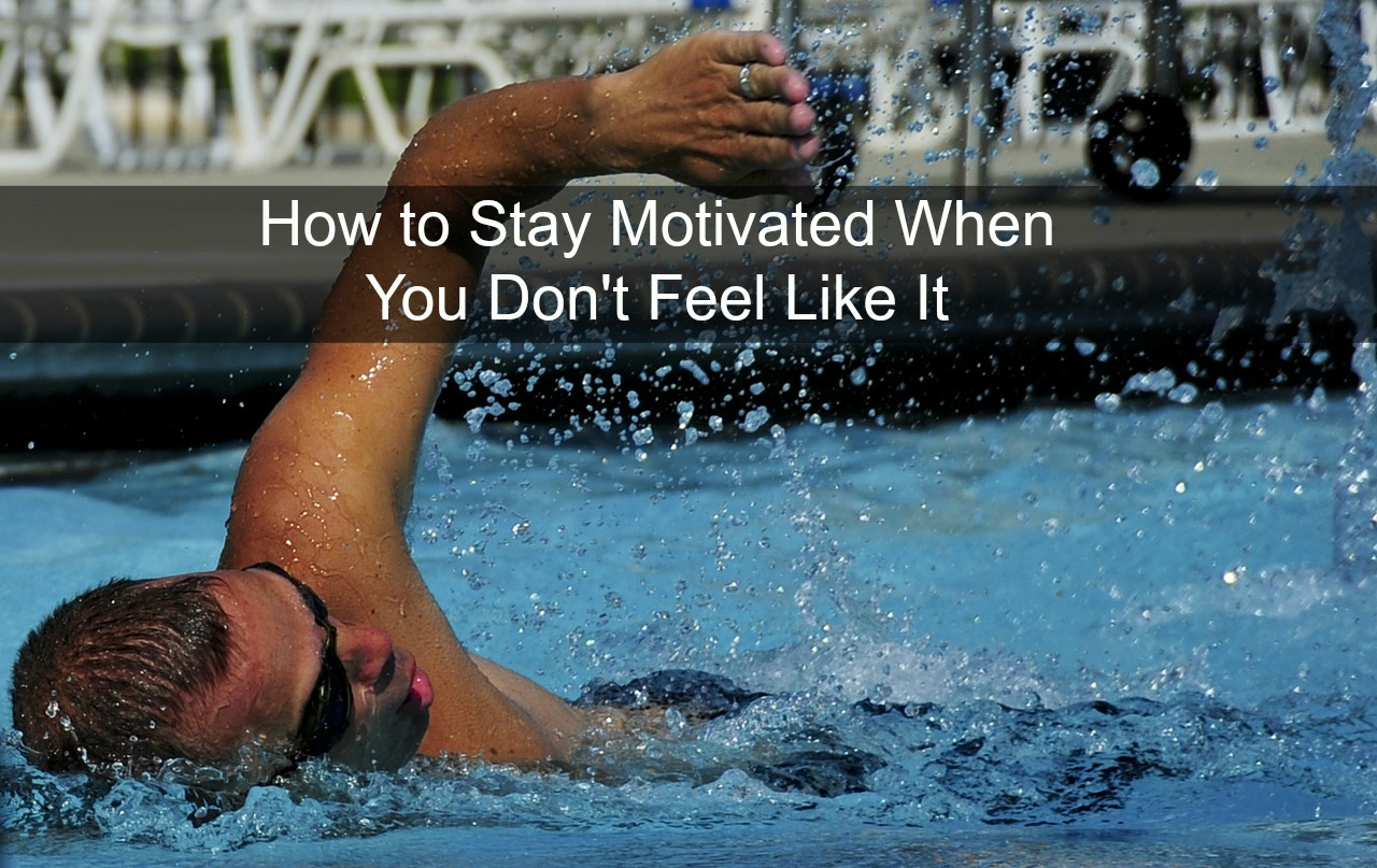 Network Marketing Motivation When You Don't Feel Like Working