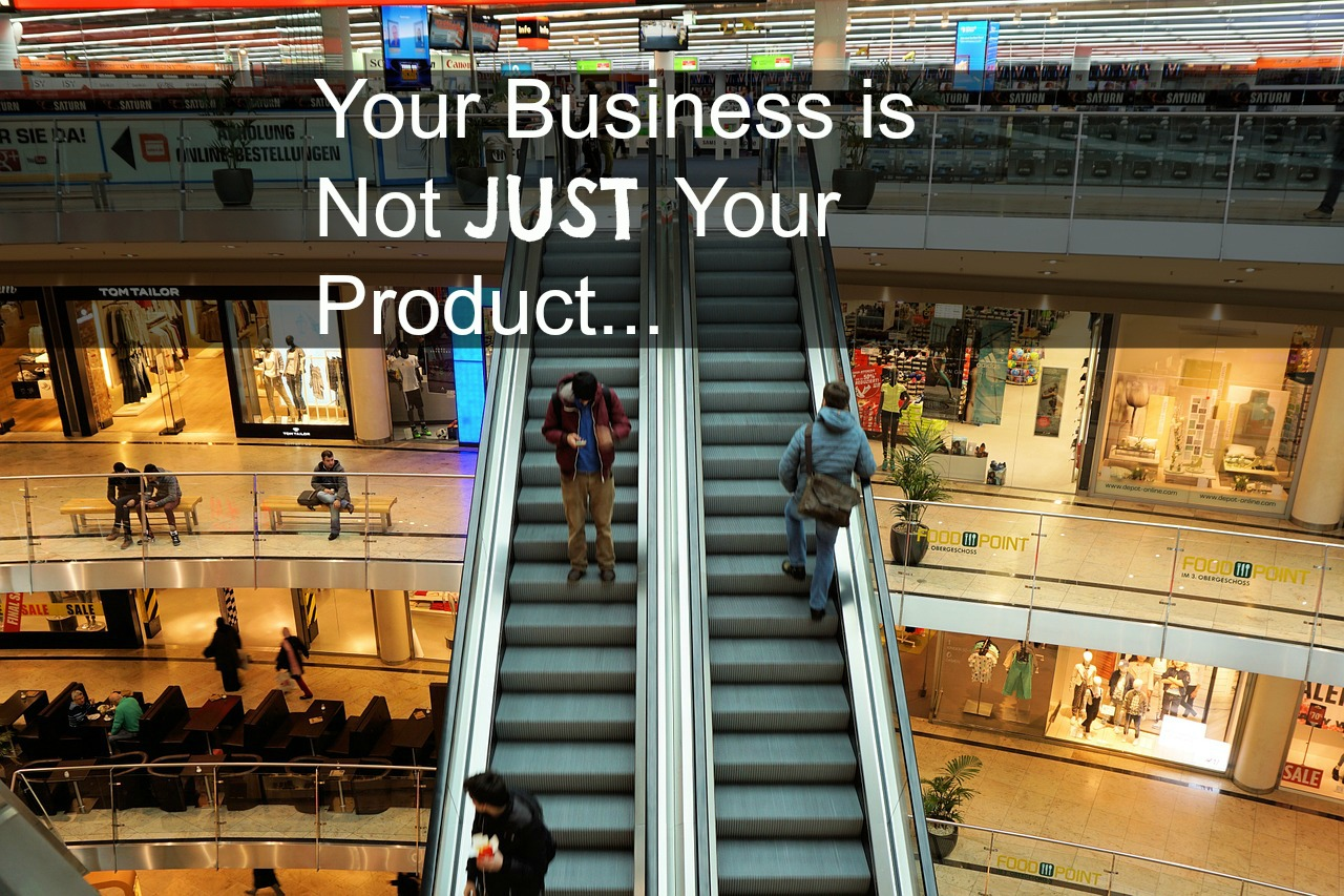 Your Business Is Not Just Your MLM Product