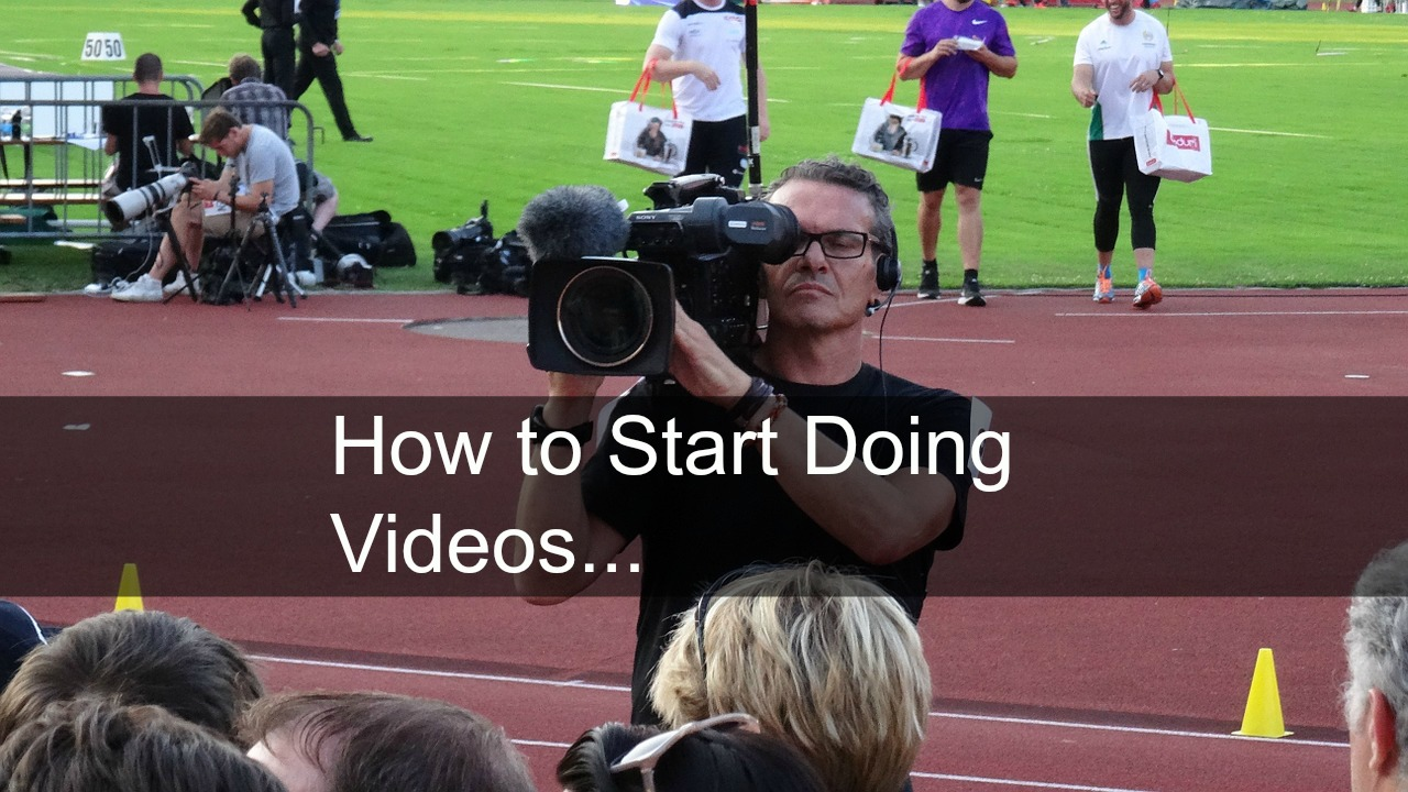 How to Start Doing MLM Video Marketing