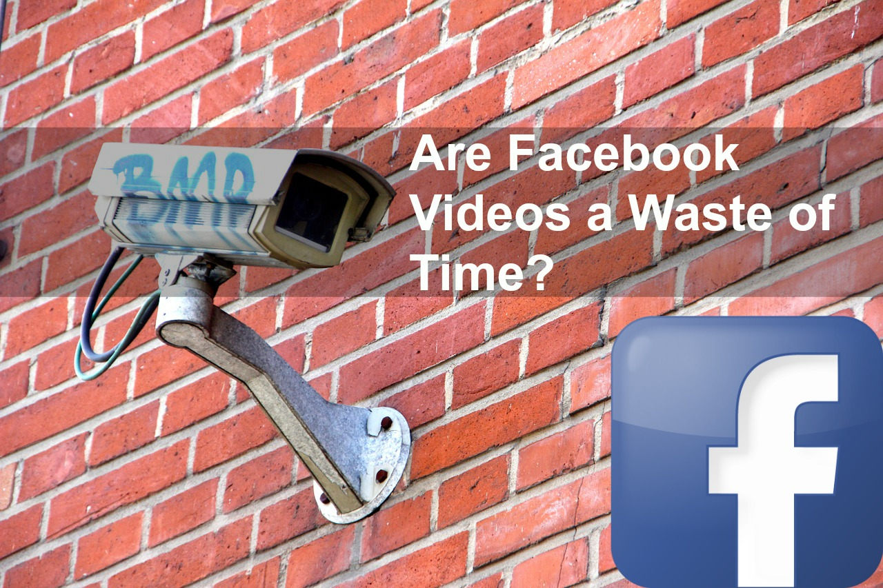 Are Facebook MLM Videos a Waste of Time?