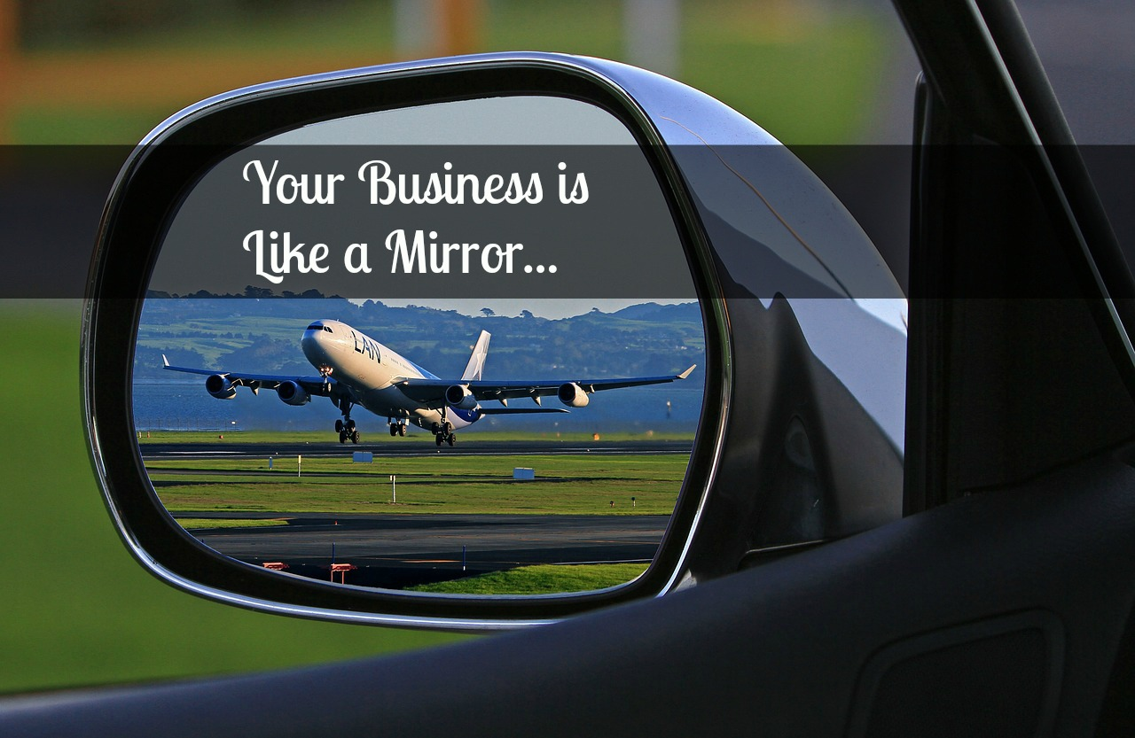 Network Marketing Mindset – Your Business is a Mirror