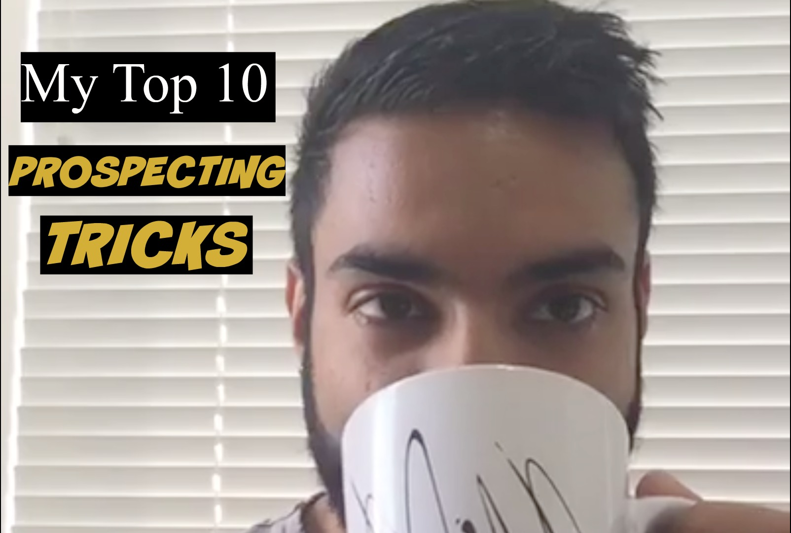 My Top Network Marketing Prospecting Tricks