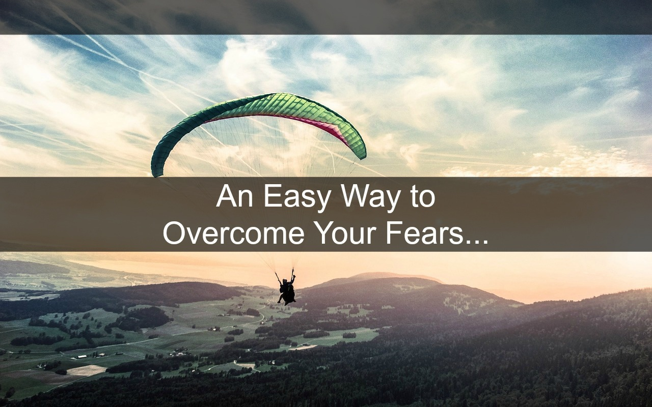 Network Marketing Help For Conquering Your Fears