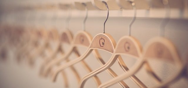 Buildable Wardrobe Is Easy to Create.