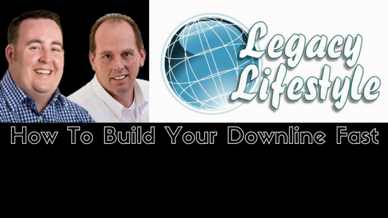 How to Build your Downline Fast