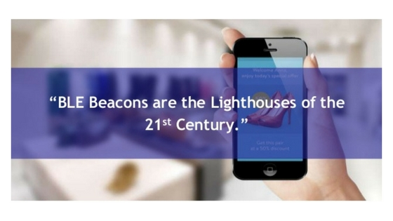 Proximity Marketing Beacons:What Are They?