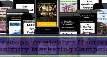proximity marketing campaigns