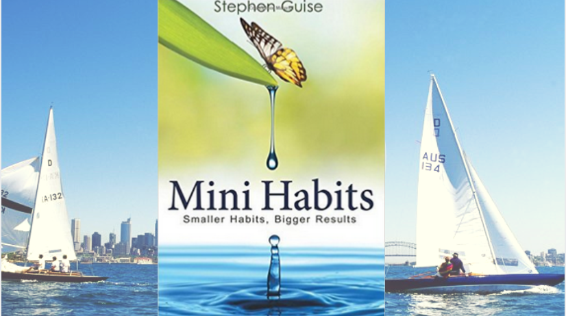 Mini Habits Book Review by Stephen Guise