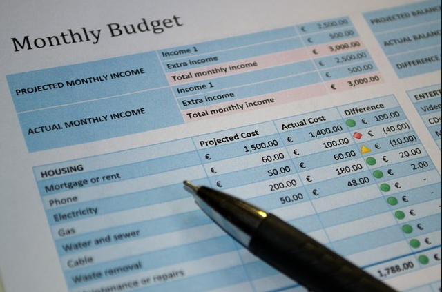 3 Steps To Creating A Budget