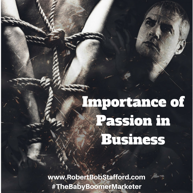 Importance of Passion in Business