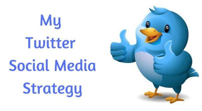 My Twitter Social Media Strategy