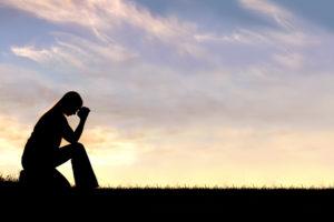 Prayer in Shadow