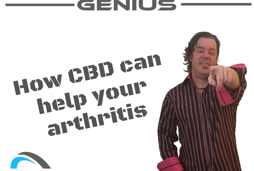 How CBD can help your arthritis