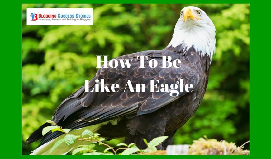 How To Be Like An Eagle