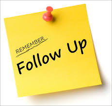 How Effective Is Your Follow Up