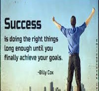 finally success copy