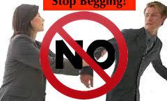 stop begging1