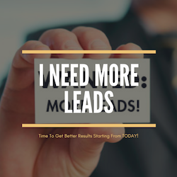 MLM Tips: How Do I Get Leads?