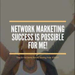 Network Market Success: Is It Possible For Me