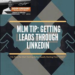 MLM TIP: Getting Leads Through LinkedIn