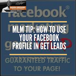 Facebook Personal Profile To Get Leads And Sign UPS, The How To's