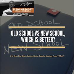 MLM Tip: Old School Meets New School