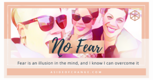 Overcome Fear And Realize That It Is Just An Illusion