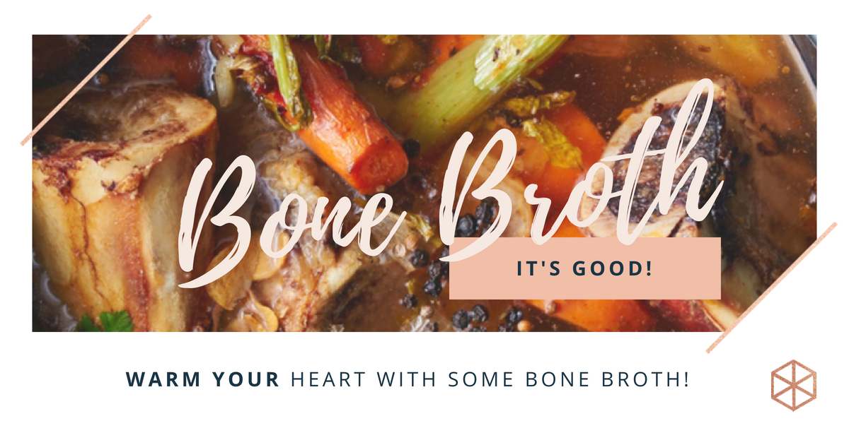 Learn how to make super simple bone broth