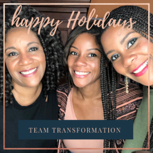 How to avoid holiday stress with Team Transformation