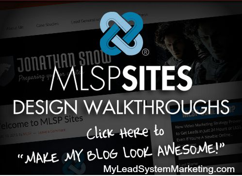 Setting Up a Blog with MLSP Sites