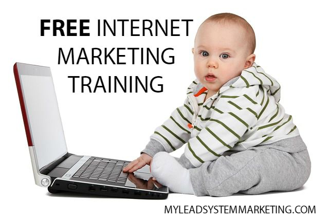 Free Internet Marketing Training