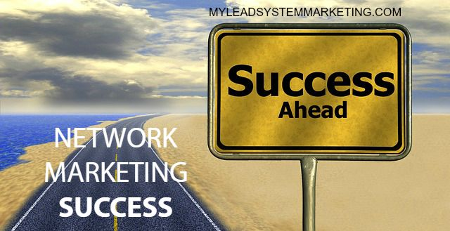 Success in Network Marketing